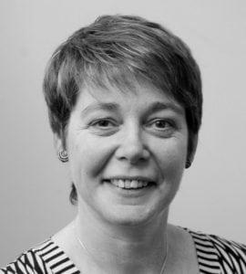 Anita Hayne - Hayne Consulting Black and White Photo